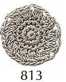 オリムパスレース糸 金票 40番 col.813 1箱(3玉入x10g)