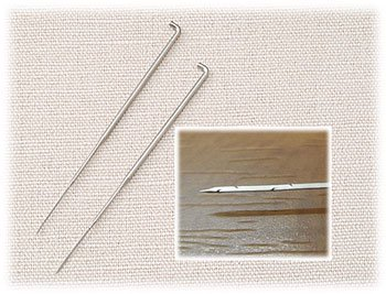 フェルティングニードル針 基本となるフェルト針です。