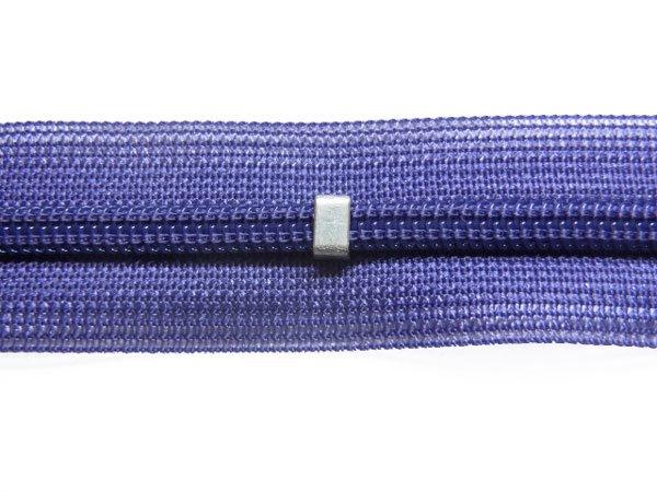 YKK 2CC コンシールファスナー 22cm col.559 深紫 【参考画像2】