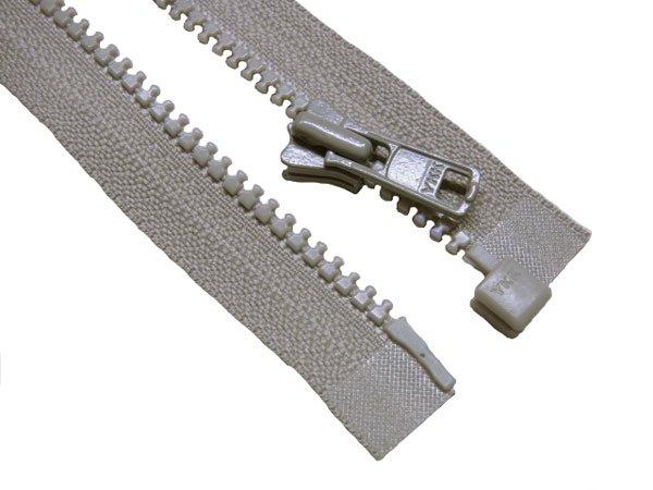 YKK 3VS ビスロンオープンファスナー 50cm col.577 グレー 【参考画像2】