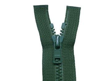 YKK 4VS ビスロンオープンファスナー 70cm col.530 深緑