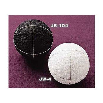 オリムパス 手まり芯 黒 4等分 JB-104