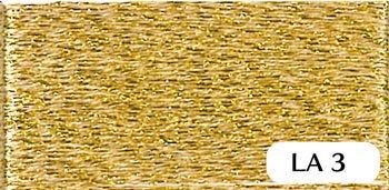 オリムパス 手芸用ラメ糸 1袋(6巻入) LA-3