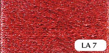 オリムパス 手芸用ラメ糸 1袋(6巻入) LA-7