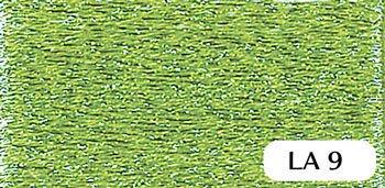 オリムパス 手芸用ラメ糸 1袋(6巻入) LA-9