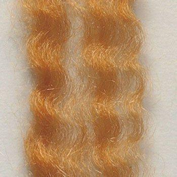 ハマナカ リアル羊毛フェルト 植毛カール ダークレッド H440-005-524