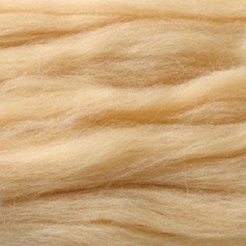 ハマナカ リアル羊毛フェルト 植毛ストレート アプリコット H440-005-552