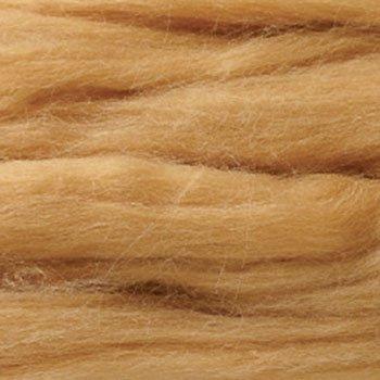 ハマナカ リアル羊毛フェルト 植毛ストレート レッド H440-005-553