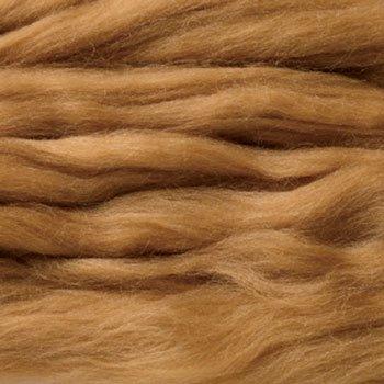 ハマナカ リアル羊毛フェルト 植毛ストレート ダークレッド H440-005-554