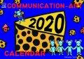 まるで展覧会17ヶ月カレンダー[2020]      <BR> 【SOLD OUT】