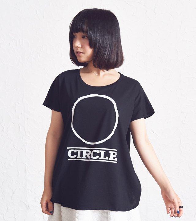 Circle Illust Black Free
