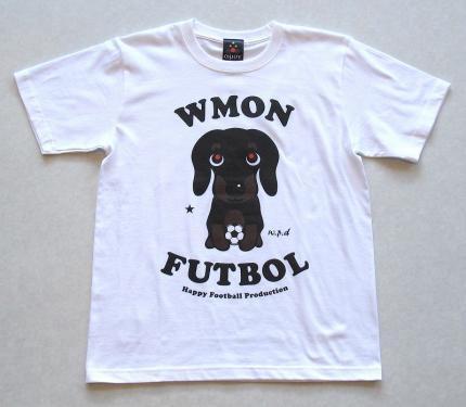 WMONダックスTシャツ