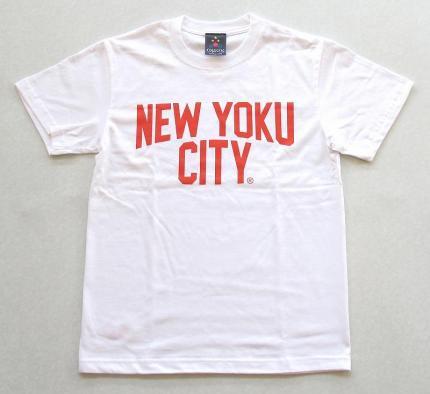 NEW YOKU CITY×WMONコラボTシャツ