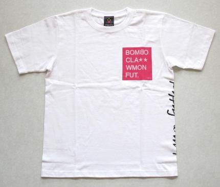 WMONBOMBOCLA(ボンボクラ)Tシャツ