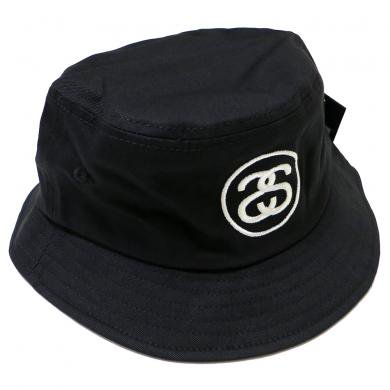 Stussy SS Link SP16 Bucket Hat(Black) / ステューシー SSリンク バケットハット