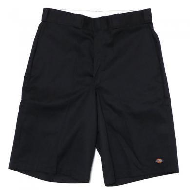 Dickies Loose Fit Shorts 42283 (Black) セルフォンワークショートパンツ