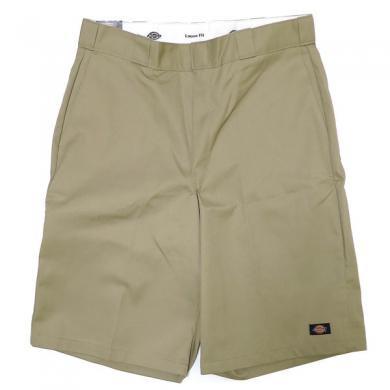 Dickies Loose Fit Shorts 42283 (Khaki) / ディッキーズ セルフォンワークショートパンツ
