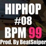 【リーストラック】HIPHOP INST BPM99 - ヒップホップ インストトラック パーティー系 2017/01/26
