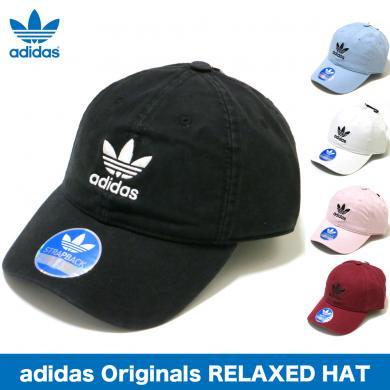 adidas Originals Relaxed Hat / アディダス オリジナルス リラックス ハット ストラップバック 通販