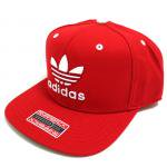adidas Originals Thrasher SnapBack Cap(RED)/���ǥ����� ���ꥸ�ʥ륹 ���ʥåץХå�����å�
