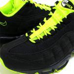 NIKE AIR MAX95 (BLACK/VOLT)/ナイキ エアマックス95<img class='new_mark_img2' src='https://img.shop-pro.jp/img/new/icons51.gif' style='border:none;display:inline;margin:0px;padding:0px;width:auto;' />