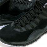 AIR JORDAN X RETRO(BLACK/WHITE)/エアジョーダン10 レトロ