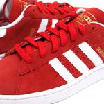 adidas CAMPUS 2 SNEAKER(RED/WHITE)/アディダス キャンパス スニーカー<img class='new_mark_img2' src='https://img.shop-pro.jp/img/new/icons51.gif' style='border:none;display:inline;margin:0px;padding:0px;width:auto;' />