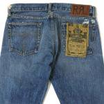 RRL by Ralph Lauren Slim Bootcut/ダブルアールエル ラルフローレン デニムパンツ<img class='new_mark_img2' src='https://img.shop-pro.jp/img/new/icons51.gif' style='border:none;display:inline;margin:0px;padding:0px;width:auto;' />