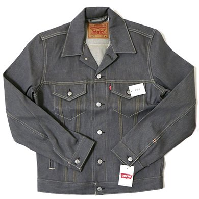 LEVI'S DENIM JACKET RIGID (GRAY) 70797 通販
