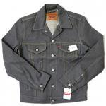 LEVI'S DENIM JACKET RIGID ��GRAY�� 70797 / �꡼�Х��� �ǥ˥ॸ�㥱�å� �ꥸ�å� ���쥤<img class='new_mark_img2' src='http://shop.neosound.jp/img/new/icons20.gif' style='border:none;display:inline;margin:0px;padding:0px;width:auto;' />
