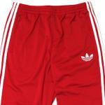 adidas Originals FIREBIRD TrackPants(Light Scarlet/White)/アディダス ファイアーバード トラックパンツ