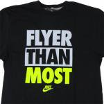 NIKE Graphic T-Shirt FLYER THAN MOST(BLACK/VOLT)/ナイキ グラフィック Tシャツ<img class='new_mark_img2' src='https://img.shop-pro.jp/img/new/icons20.gif' style='border:none;display:inline;margin:0px;padding:0px;width:auto;' />