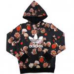 adidas Originals Trefoil Pullover ROSE Lady's / アディダス ローズ プルオーバー レディース<img class='new_mark_img2' src='https://img.shop-pro.jp/img/new/icons51.gif' style='border:none;display:inline;margin:0px;padding:0px;width:auto;' />
