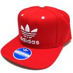 adidas Originals Thrasher SnapBack Cap(Red/White)/���ǥ����� ���ꥸ�ʥ륹 ���ʥåץХå�����å�