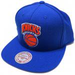 Mitchell & Ness SnapBack Cap New York Knicks(BULE)/ミッチェル&ネス ニューヨーク ニックス<img class='new_mark_img2' src='https://img.shop-pro.jp/img/new/icons29.gif' style='border:none;display:inline;margin:0px;padding:0px;width:auto;' />