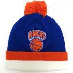 Mitchell & Ness NBA Jersey Stripe Knit New York Knicks / ミッチェル&ネス ニット帽<img class='new_mark_img2' src='https://img.shop-pro.jp/img/new/icons51.gif' style='border:none;display:inline;margin:0px;padding:0px;width:auto;' />