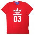 adidas Originals 3FOIL T-Shirt (R/W) / アディダス オリジナルス 3フォイル Tシャツ