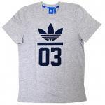 adidas Originals 3FOIL T-Shirt (G/N) / アディダス オリジナルス 3フォイル Tシャツ