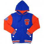 Mitchell & Ness NBA Second Quarter Fleece Jacket New York Knicks / ミッチェル&ネス ジャケット<img class='new_mark_img2' src='https://img.shop-pro.jp/img/new/icons20.gif' style='border:none;display:inline;margin:0px;padding:0px;width:auto;' />