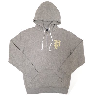 Polo Ralph Lauren Half-Zip Fleece Hoodie(Grey)/ポロ ラルフローレン ハーフジップ フリース フーディー 通販