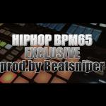 HIPHOP BPM65 Lease - ヒップホップ インストトラック リース<img class='new_mark_img2' src='https://img.shop-pro.jp/img/new/icons29.gif' style='border:none;display:inline;margin:0px;padding:0px;width:auto;' />