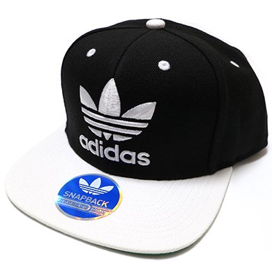 19bb93523aa adidas Originals Thrasher Ⅱ SnapBack Cap(Black White)   アディダス オリジナルス  スナップバックキャップ - Neosound online shop インポートウェア 通販