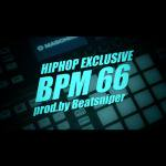HIPHOP BPM66 Lease - ヒップホップ インストトラック【リース】