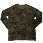 Polo Ralph Lauren Long Sleeve CAMO / �ݥ� ���ե?��� ŵ ������ �º���<img class='new_mark_img2' src='http://shop.neosound.jp/img/new/icons20.gif' style='border:none;display:inline;margin:0px;padding:0px;width:auto;' />