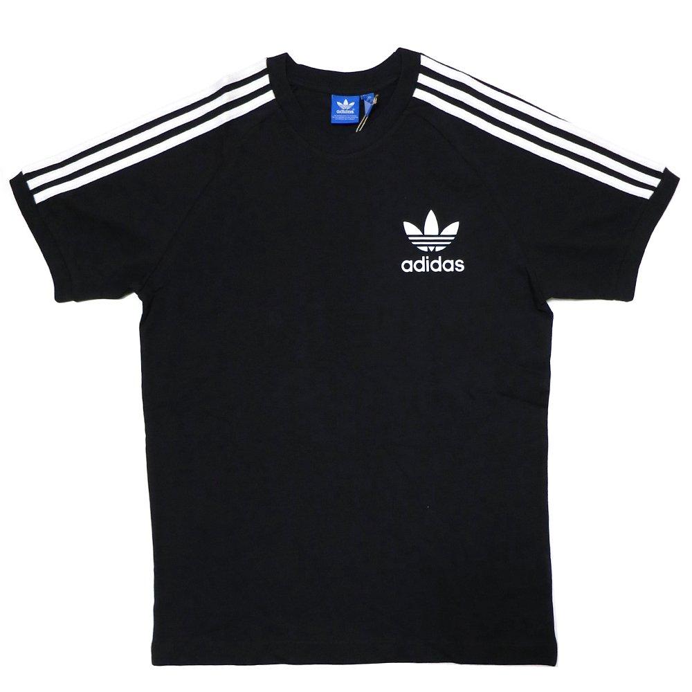 adidas Originals Sport Essential T-Shirt (Black/White) / アディダス オリジナルス スポーツ エッセンシャル Tシャツ