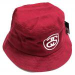 Stussy SS Link FA15 Bucket Hat(BURGANDY) / ステューシー バケットハット SSリンク