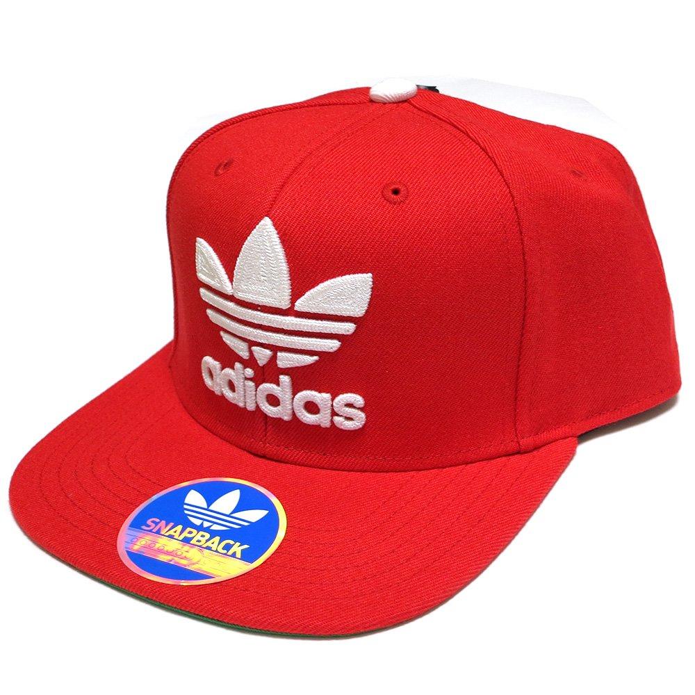 adidas Originals Thrasher Chain Snapback Hat (Red/White) / アディダス オリジナルス スラッシャー スナップバック