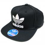 adidas Originals Thrasher Chain Snapback Hat (Black/White) / ���ǥ����� ���ꥸ�ʥ륹 ����å��㡼 ���ʥåץХå� <img class='new_mark_img2' src='http://shop.neosound.jp/img/new/icons51.gif' style='border:none;display:inline;margin:0px;padding:0px;width:auto;' />