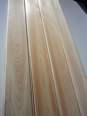 【最高級】東濃桧羽目板3m 無地上小(働き105mm)10枚