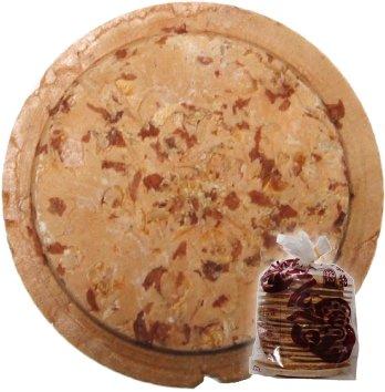 南部煎餅 小山田せんべい 豆&砂糖ミックス煎餅